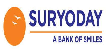 suryoday bank customer care number